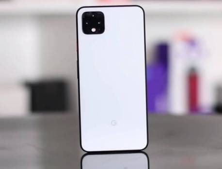 Pixel 4 hands-on images surface before official release