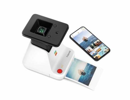 Polaroid Lab will turn digital pics into physical photos