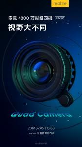 Realme Q: Quad cam with 48MP sensor
