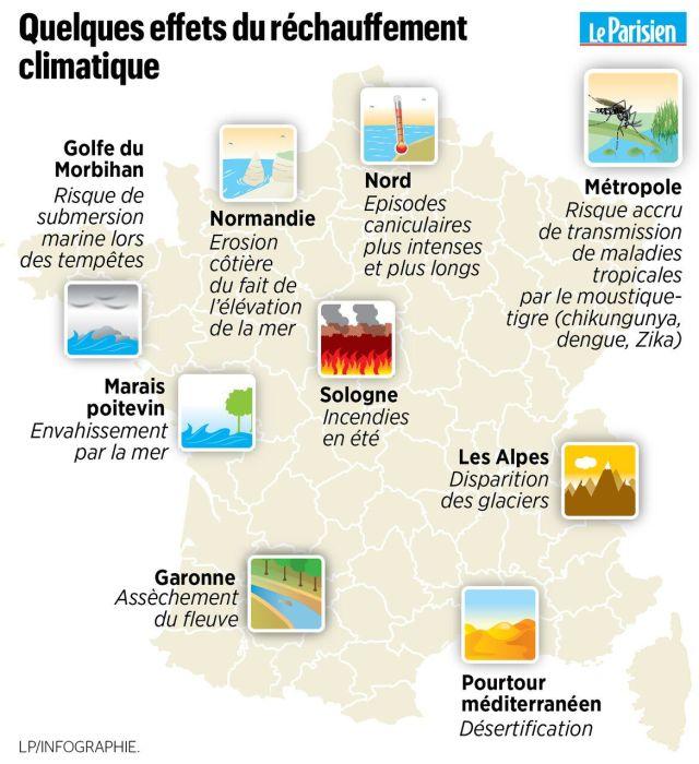 Réchauffement climatique : pourquoi il faut craindre les pires scénarios