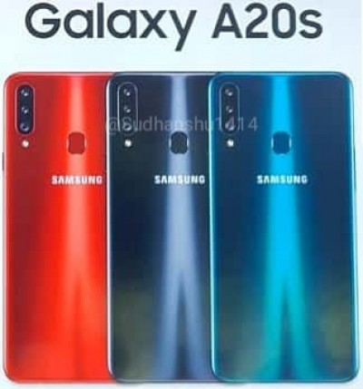 Samsung Galaxy A20s leak shows triple cam on the back, some downgrades too