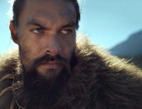 See, un premier trailer épique pour Jason Momoa sur AppleTV+