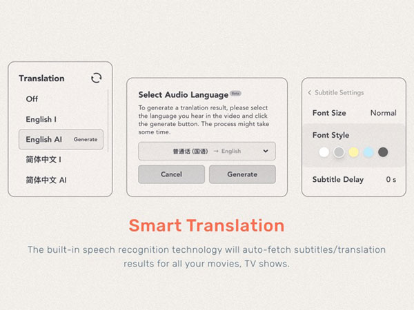 splayerx macos mac gratuit 02 - SPlayer Mac - Lecteur Video avec Transcription Audio (gratuit)