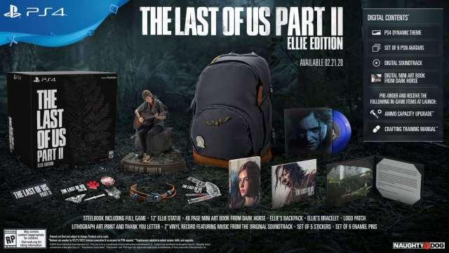 The Last Of Us Part II Edition Ellie