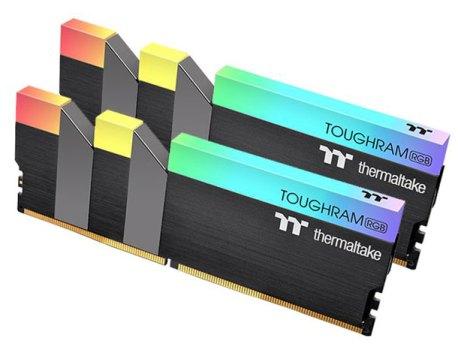 Thermaltake lance sa gamme de mémoire DDR4 TOUGHRAM RGB