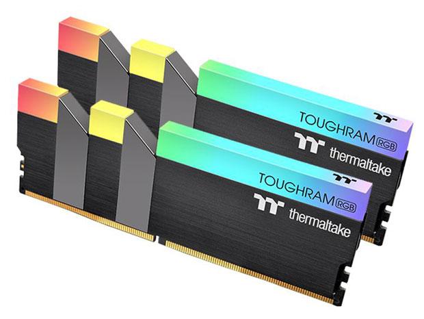 Kit dual channel TOUCHRAM RGB de Thermaltake