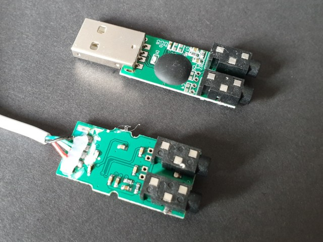 USB Sound Module without casing