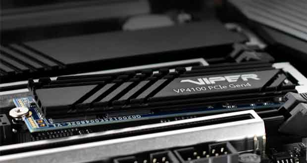 SSD Viper Gaming VP4100 M.2 2280 PCIe Gen4 x 4