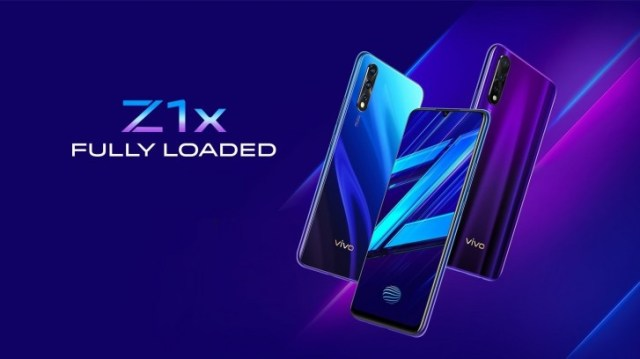 vivo Z1x goes official with Snapdragon 712 SoC and 48MP camera