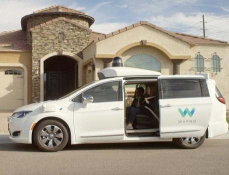 Voitures autonomes : forte dévalorisation de Waymo