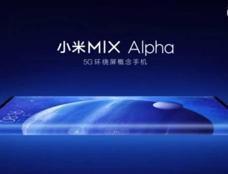 Xiaomi Mi Mix Alpha unboxing video surfaces online
