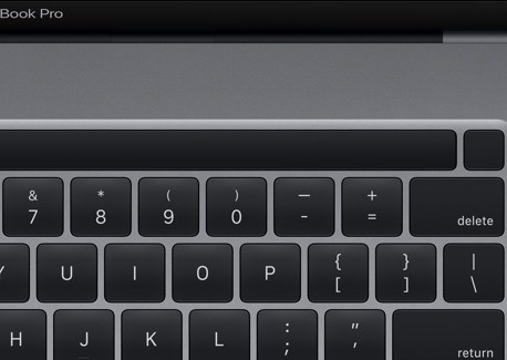 16-Inch MacBook Pro Touch Bar Layout Confirmed in Image Found in macOS Catalina 10.15.1