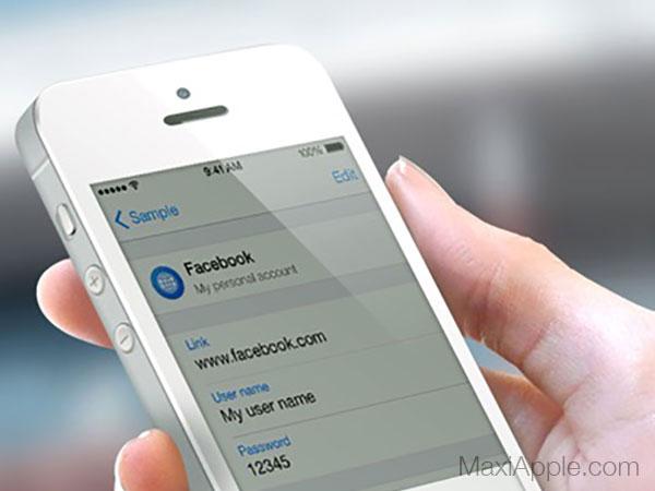 allpass pro iphone ipad 02 - AllPass Pro iPhone iPad - Sécuriser vos Données et Mots de Passe (gratuit)