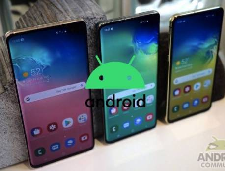 Android 10 Beta for Samsung Galaxy S10, Note 9 almost ready