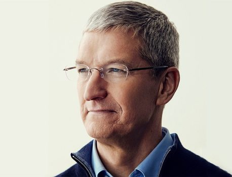 Apple CEO Tim Cook Talks Diversity and Coming Out in New People Interview