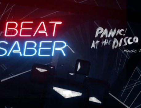 Beat Saber : Le pack Panic! At The Disco est dispo en attendant les niveaux à 360°