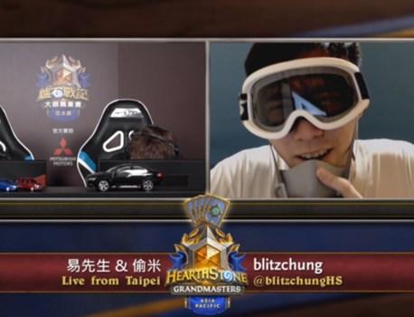 Blizzard suspend un joueur pro après son soutien aux manifestants de Hong Kong