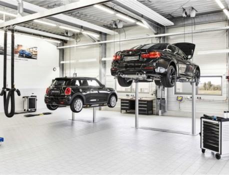Comment le numérique bouleverse l'espace de travail des ateliers automobiles