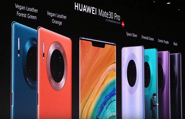 En Chine, Huawei creuse l'écart sur la concurrence