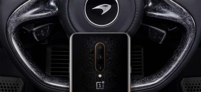 First OnePlus 7T Pro McLaren Edition units will be sold by Amazon India tomorrow