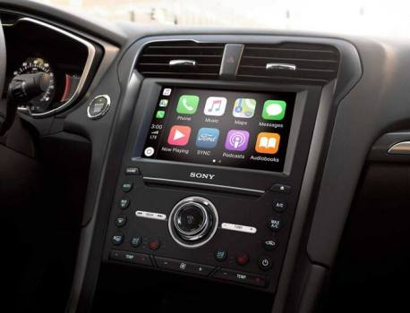 Ford to Introduce Wireless CarPlay in Select 2020 Vehicles With SYNC 4