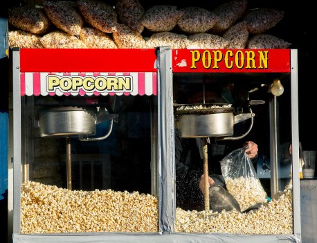 'Forever Chemicals' Are in Your Popcorn—and Your Blood