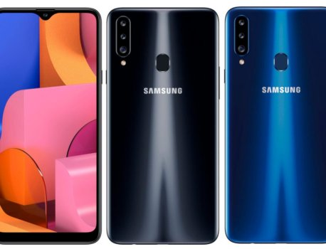Galaxy A20s launched in India, starts at Rs. 11,999