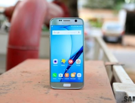 Galaxy S7 updated with October 2019 security patch