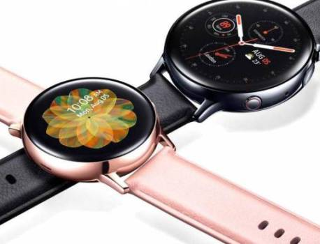 Galaxy Watch Active 2's touch bezel will now be on by default after update