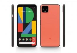 Pixel 4 in Oh So Orange