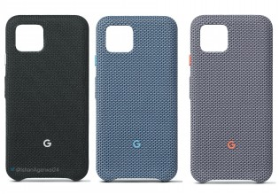 Pixel 4 and 4 XL fabric cases