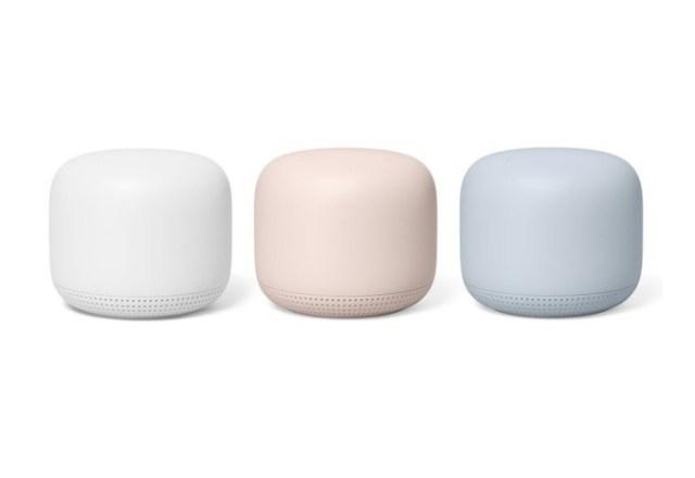 Google Pixel Buds, Pixelbook Go, Nest Mini and Wifi announced