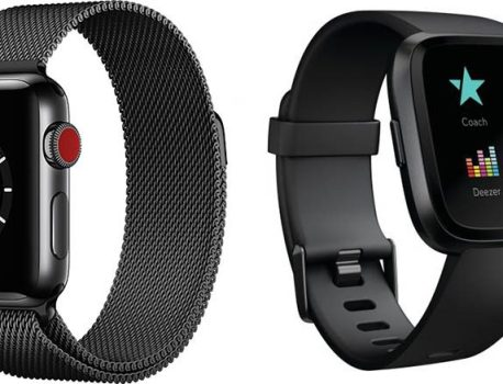 Google Reportedly in Talks to Acquire Apple Watch Competitor Fitbit