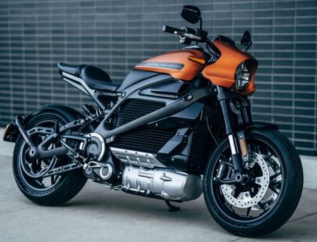 Harley-Davidson reprend finalement la production de sa LiveWire