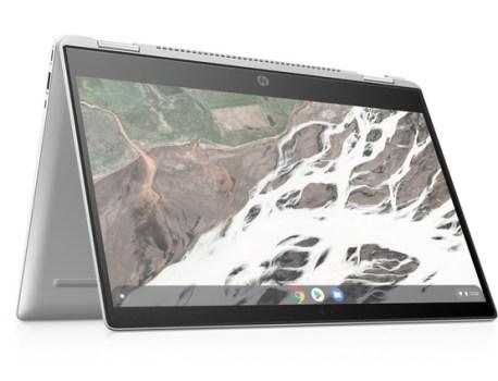 HP lance de nouveaux Chromebooks, une Chromebox, ajoute Chrome OS comme plan de service