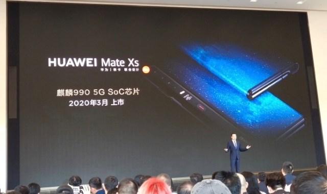 Huawei Mate XS 2020