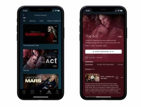 Hulu lets you download selected videos (soon on Android)