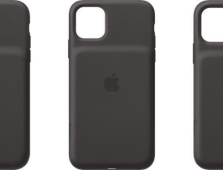Images of New Smart Battery Cases for iPhone 11 and 11 Pro Found in iOS 13.2