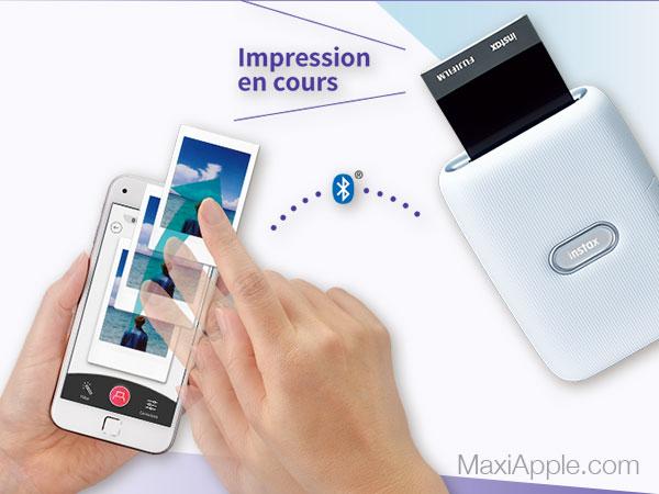 instax mini link mobile imprimante iphone smartphone maxiapple 03 - Instax Mini Link, l'Imprimante Nomade pour iPhone (video)