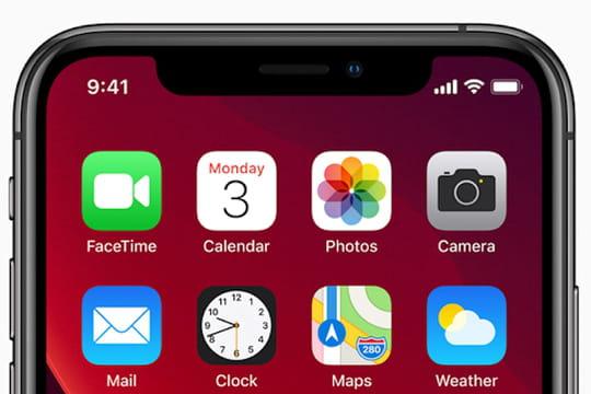 iOS13dépasse les 50% d'adoption
