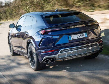 La première Lamborghini électrique utilisera la plateforme de la Porsche Taycan