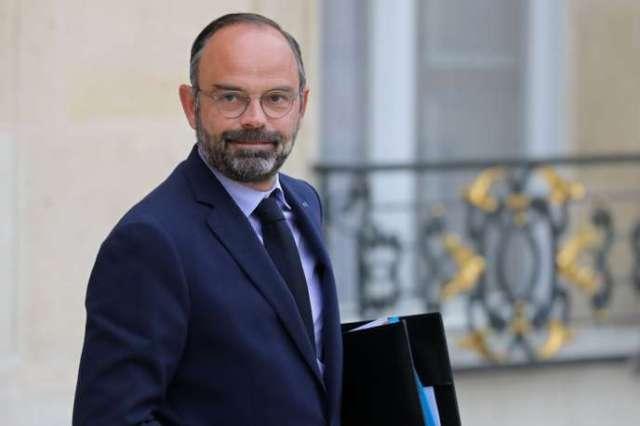 Le premier ministre, Edouard Philippe, à l'Elysée à Paris, le 30 octobre.