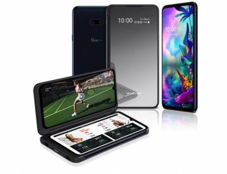 LG G8X ThinQ, LG Dual Screen for pre-order this week, out soon