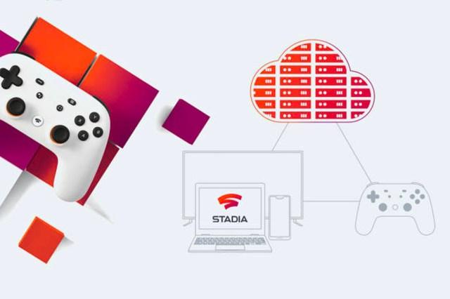 Google Stadia test gratuit