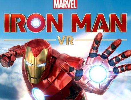 MARVEL's Iron Man VR montre sa date de sortie PSVR en vidéo