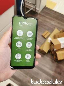 Moto G8 Play leaks in live hands-on images