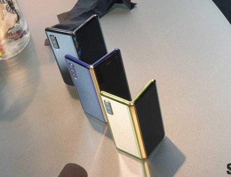 My Galaxy Fold owning colleagues are making me jealous for one reason