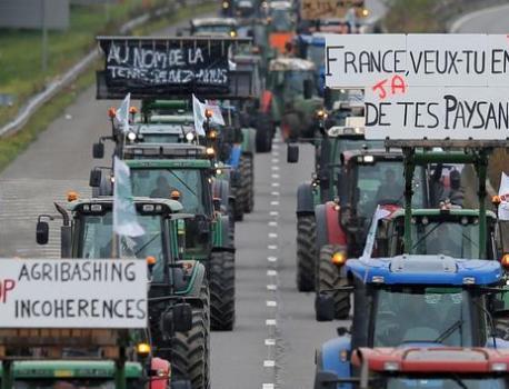 Nouvelle journée de colère pour les agriculteurs – Le Figaro