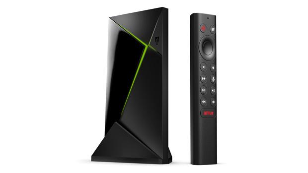 La Shield TV Pro de Nvidia