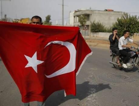 Offensive turque contre les Kurdes : La Turquie « ne stoppera pas » son opération qui a fait déjà 100.000… – 20 Minutes